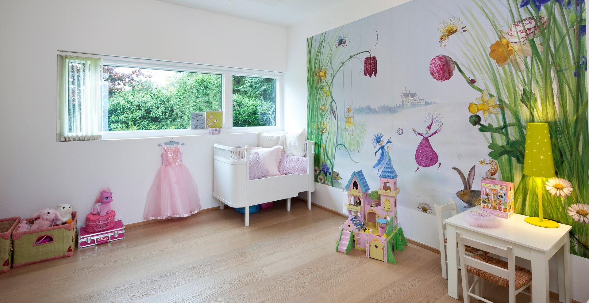 Styling-og-indretning-af-pige-babyværelse-fotograferet-af-BB-Studio